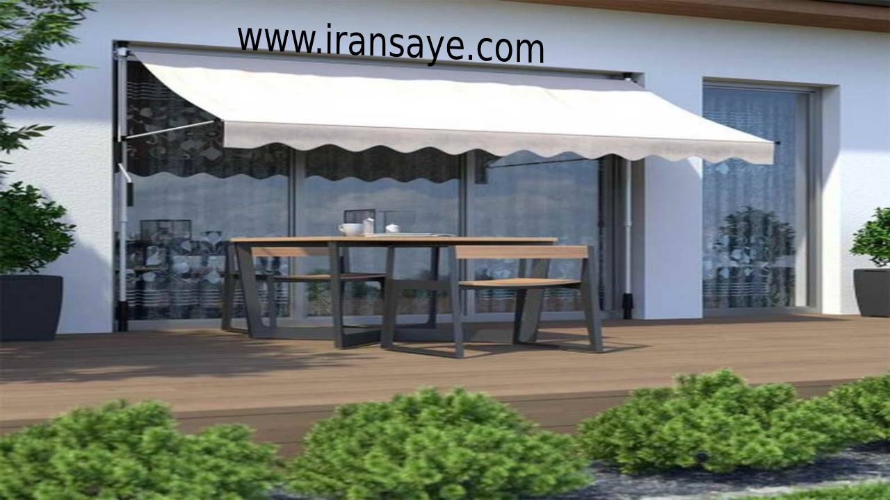 سایبان مغازه | iransaye