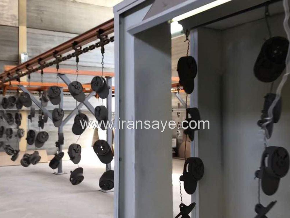 قطعات سایبان برقی